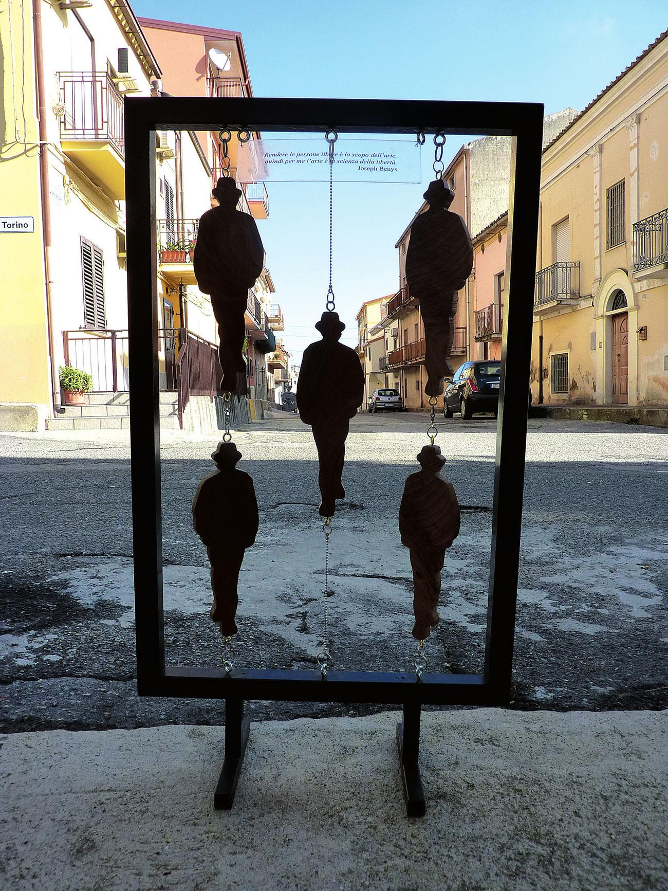 Enzo Palazzo - Omaggio a Joseph Beuys