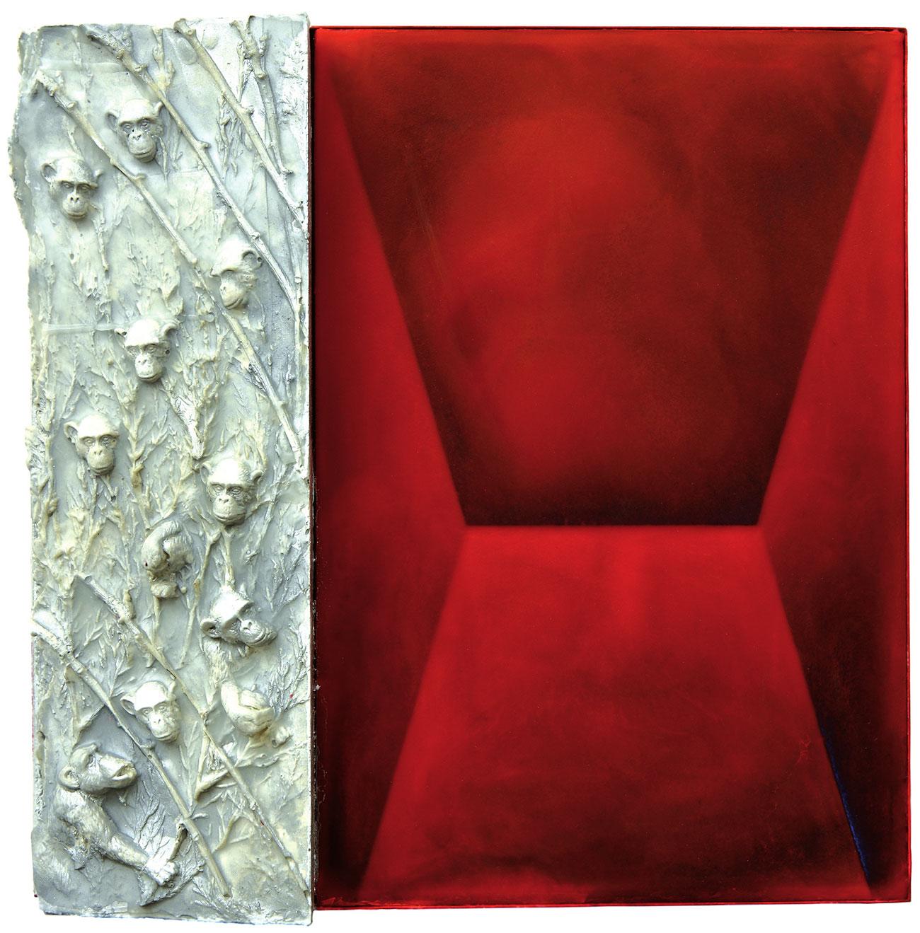 Ernesto Spina - Stratificazioni 4