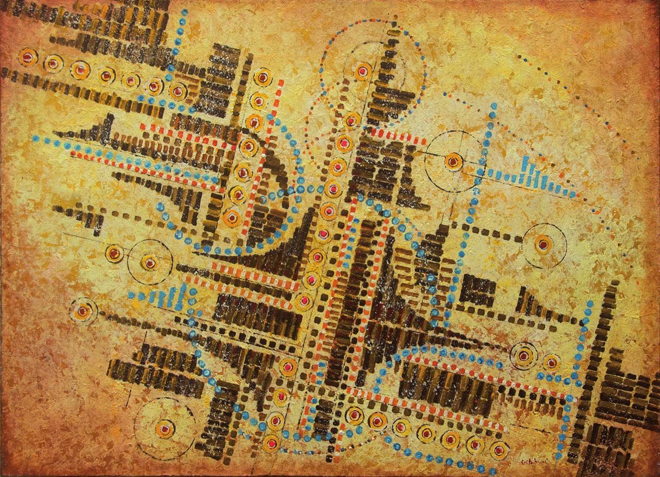 Paolo Viterbini - Racconto urbano delle tracce azzurre